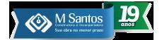 M Santos Construtora e Incorporadora –  Vitória, ES